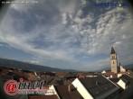 Archiv Foto Webcam Judenburg: Blick auf den Stadtturm 12:00