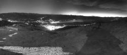 Archived image Webcam Goldeck ski resort: Panoramic view 00:00