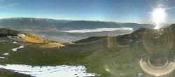 Archived image Webcam Goldeck ski resort: Panoramic view 02:00
