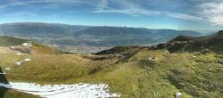 Archived image Webcam Goldeck ski resort: Panoramic view 04:00