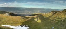 Archived image Webcam Goldeck ski resort: Panoramic view 10:00