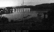 Archiv Foto Webcam Hennesee: Segelclub 22:00