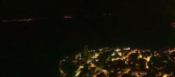 Archiv Foto Webcam Montreux - Genfer See 00:00