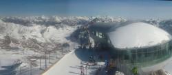 Archiv Foto Webcam Kaffeehaus am Pitztaler Gletscher 07:00