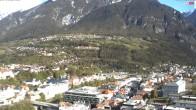 Archiv Foto Webcam Panoramakamera Landeck 02:00