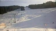 Archived image Webcam Grebenzen Ski Resort: Chair Lift 06:00