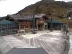 Archived image Webcam Edelweissalm - Obertauern Ski Resort 08:00