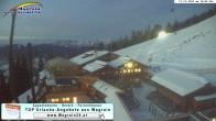 Archived image Webcam Wagrain - Restaurant Almstadl 20:00