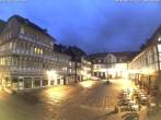 Archiv Foto Webcam Goslar Rathaus 00:00