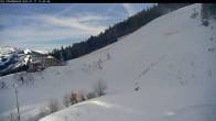 Archiv Foto Webcam Panorama-Abfahrt Riesneralm 06:00