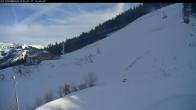 Archiv Foto Webcam Panorama-Abfahrt Riesneralm 08:00