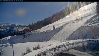 Archived image Webcam Panorama Slope - Riesneralm Ski Resort 04:00