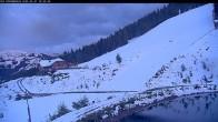 Archived image Webcam Panorama Slope - Riesneralm Ski Resort 14:00