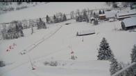 Archived image Webcam Kids' Area - Riesneralm Ski Resort 02:00