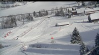 Archived image Webcam Kids' Area - Riesneralm Ski Resort 06:00