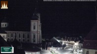 Archiv Foto Webcam Basilika Mariazell 20:00