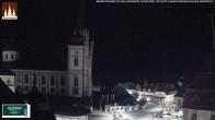 Archiv Foto Webcam Basilika Mariazell 22:00