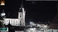 Archiv Foto Webcam Basilika Mariazell 14:00