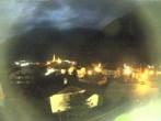 Archiv Foto Webcam Berghotel Tyrol im Schnalstal: Blick auf das Dorf Unser Frau 20:00