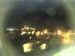 Archiv Foto Webcam Berghotel Tyrol im Schnalstal: Blick auf das Dorf Unser Frau 22:00