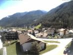 Archiv Foto Webcam Berghotel Tyrol im Schnalstal: Blick auf das Dorf Unser Frau 08:00