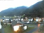 Archiv Foto Webcam Berghotel Tyrol im Schnalstal: Blick auf das Dorf Unser Frau 14:00