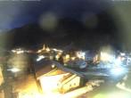 Archiv Foto Webcam Berghotel Tyrol im Schnalstal: Blick auf das Dorf Unser Frau 05:00