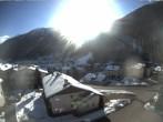 Archiv Foto Webcam Berghotel Tyrol im Schnalstal: Blick auf das Dorf Unser Frau 11:00