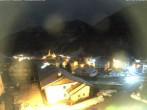 Archiv Foto Webcam Berghotel Tyrol im Schnalstal: Blick auf das Dorf Unser Frau 18:00