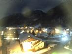 Archiv Foto Webcam Berghotel Tyrol im Schnalstal: Blick auf das Dorf Unser Frau 12:00