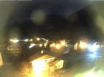 Archiv Foto Webcam Berghotel Tyrol im Schnalstal: Blick auf das Dorf Unser Frau 19:00