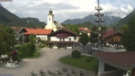 Archiv Foto Webcam Schleching Dorfplatz (Bayern) 16:00