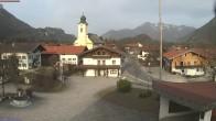 Archiv Foto Webcam Schleching Dorfplatz (Bayern) 15:00