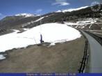 Archiv Foto Webcam Snowfarm Livigno 08:00