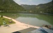 Archiv Foto Webcam Blick auf den Erlaufsee bei Mariazell 02:00