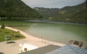 Archiv Foto Webcam Blick auf den Erlaufsee bei Mariazell 04:00