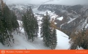 Archiv Foto Webcam Pfunders in Südtirol 04:00