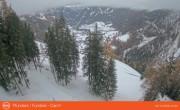 Archiv Foto Webcam Pfunders in Südtirol 08:00