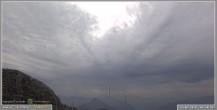 Archiv Foto Webcam Skigebiet Sella Nevea - Bovec Kanin - Blick nach Osten 02:00