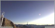 Archived image Webcam Sella Nevea - Bovec Kanin Ski Resort - East 02:00