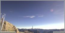 Archived image Webcam Sella Nevea - Bovec Kanin Ski Resort - East 04:00