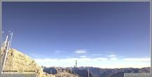 Archived image Webcam Sella Nevea - Bovec Kanin Ski Resort - East 06:00