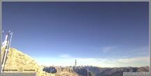 Archived image Webcam Sella Nevea - Bovec Kanin Ski Resort - East 08:00