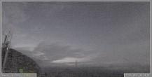 Archiv Foto Webcam Skigebiet Sella Nevea - Bovec Kanin - Blick nach Osten 22:00