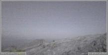 Archiv Foto Webcam Skigebiet Sella Nevea - Bovec Kanin - Blick nach Südwesten 20:00