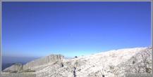 Archiv Foto Webcam Skigebiet Sella Nevea - Bovec Kanin - Blick nach Südwesten 00:00