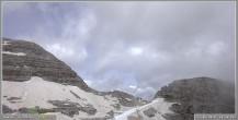 Archiv Foto Webcam Skigebiet Sella Nevea - Bovec Kanin - Blick Richtung Nordwesten 06:00