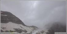 Archiv Foto Webcam Skigebiet Sella Nevea - Bovec Kanin - Blick Richtung Nordwesten 08:00