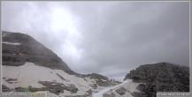Archiv Foto Webcam Skigebiet Sella Nevea - Bovec Kanin - Blick Richtung Nordwesten 10:00