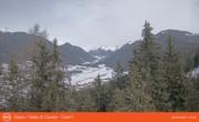 Archiv Foto Webcam Gsieser Tal in Südtirol 06:00